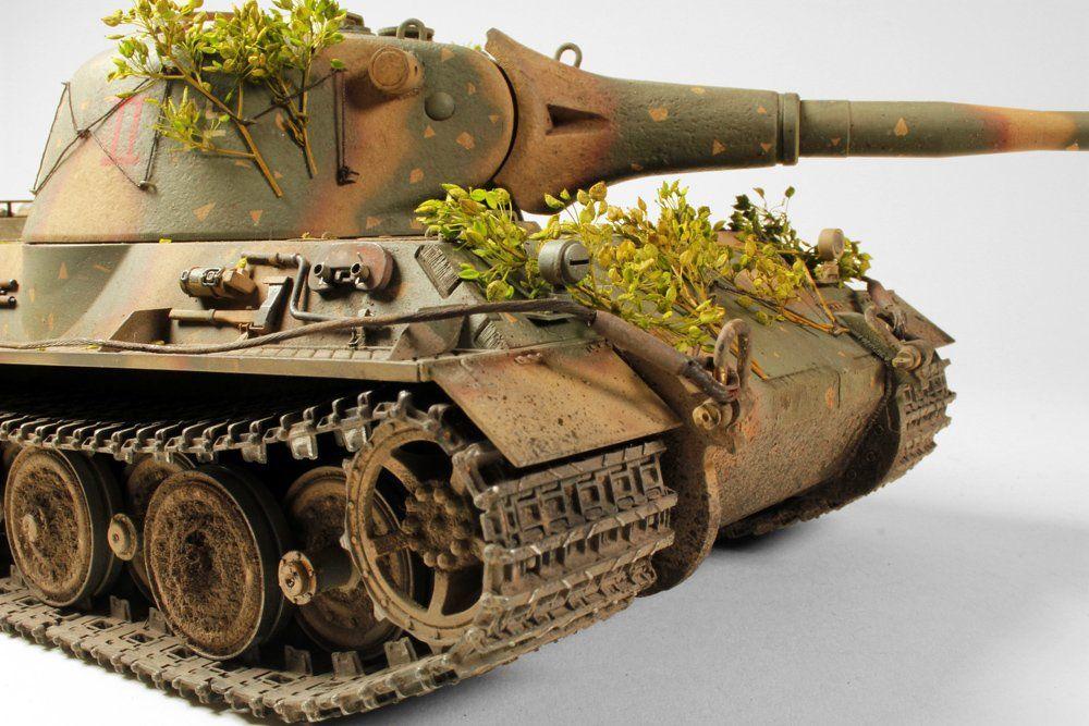 TRACK-LINK / Gallery / Panzer VII \'Lowe\'   Diorama   Pinterest