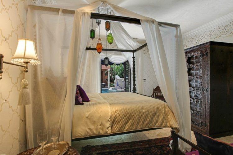 Orientalische Deko Fur Einrichtung Wie Aus 1001 Nacht Dekoration Haus Schlafzimmer Gestalten Luxusbettwasche Schlafzimmer Design