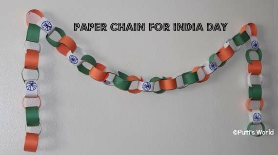 The Ultimate List Of 50 Ideas For India Republic Day Party Independencepaper Chainsschool Craftdecorative