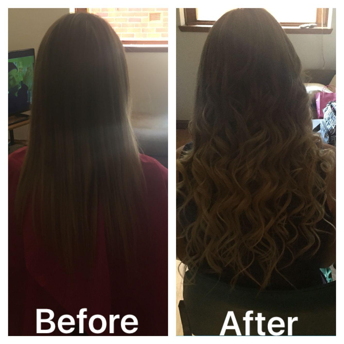 22 Hair Extensions Free Cut Blend Free Loop Brush Free Sample