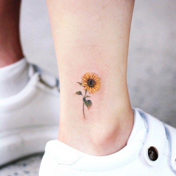 Photo of 41 Amazing Sunflower Tattoos Ideas You'll Love