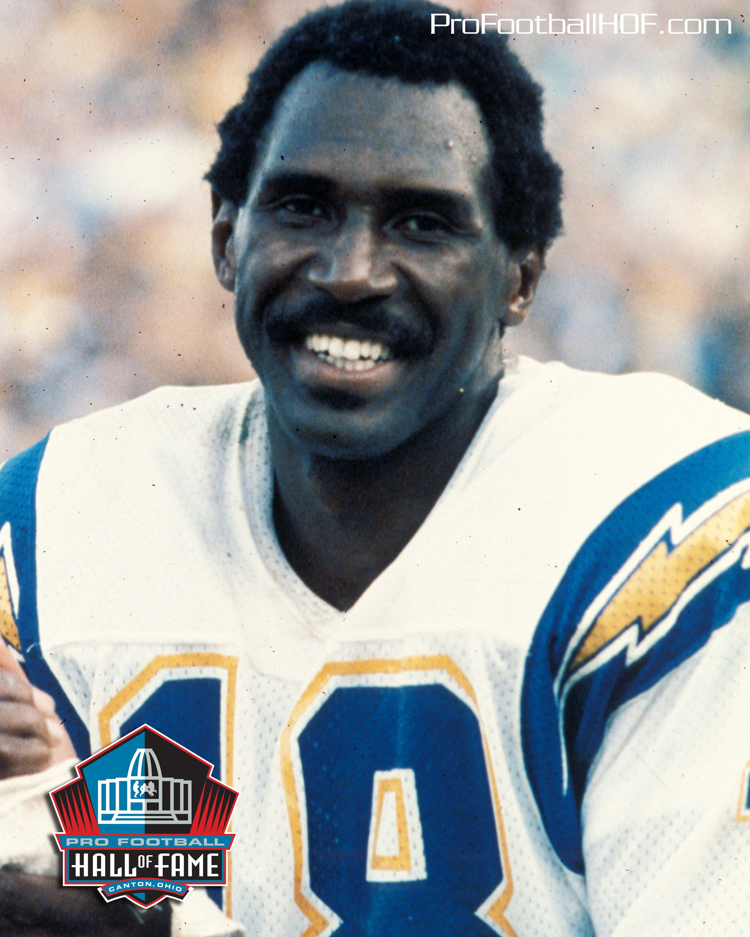 San Diego Chargers Hall Of Fame Players: Pro Football Hall Of Fame Class Of 1996, Charlie Joiner