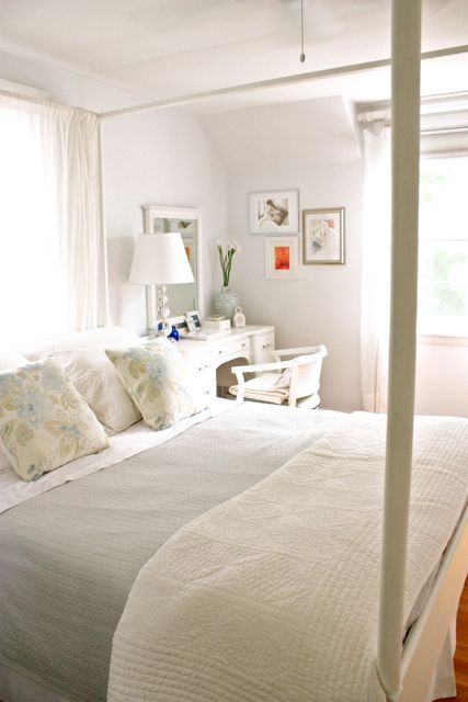 bright fresh bedroom paint color behr silver sky paint colors