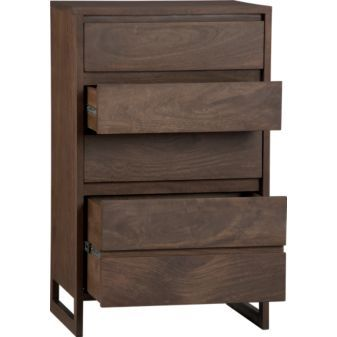 Best Koshi Tall Chest In Bedroom Furniture Cb2 With Images 640 x 480