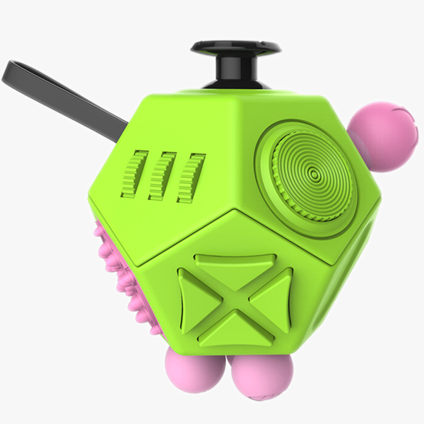 The 1 Selling Best Selling 12 Sided Fidget Play Cube In The Worldhurry Before It Is Gone Limited Time Remaining Last Wee Fidget Cube Stress Toys Stress Cube