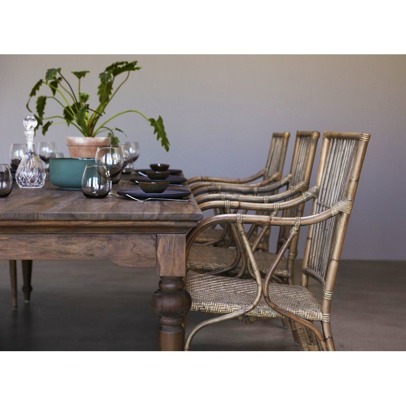 Ambash Solid Wood Dining Table Solid Wood Dining Table Wood