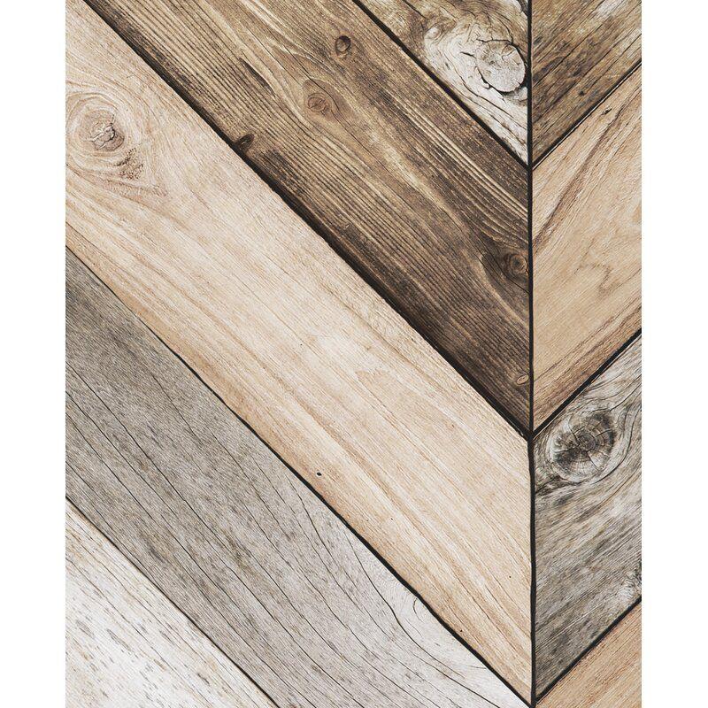 Ansel Chevron Pantable Peel And Stick Wallpaper Roll In 2021 Herringbone Wallpaper Wood Wallpaper Herringbone Wall