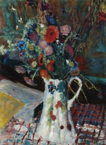 pierre bonnard bouquet de fleurs des champs art pinterest pierre bonnard paintings and. Black Bedroom Furniture Sets. Home Design Ideas
