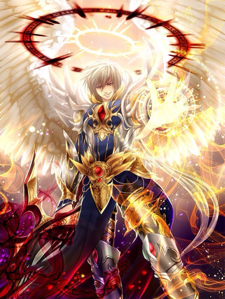 Mitoligia,ángeles,fantasia,dragones Etc