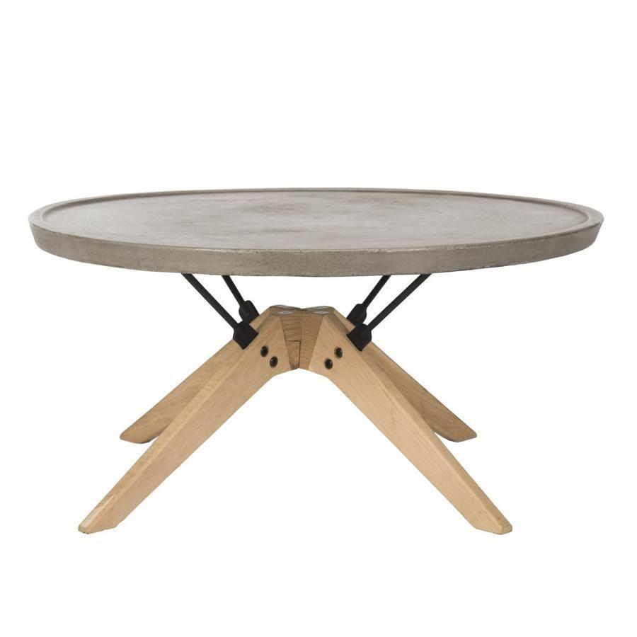 Totley Concrete Indoor Outdoor Coffee Table In 2021 Concrete Coffee Table Round Coffee Table Modern Outdoor Coffee Tables [ 900 x 900 Pixel ]