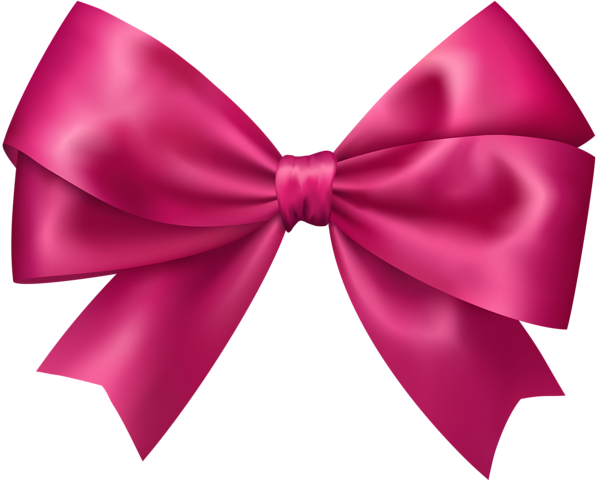Bow Pink Transparent Clip Art Image Baby Clip Art Bow Clipart Bows