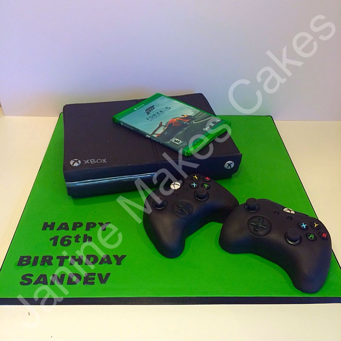 Xbox One, Cakes And Xbox