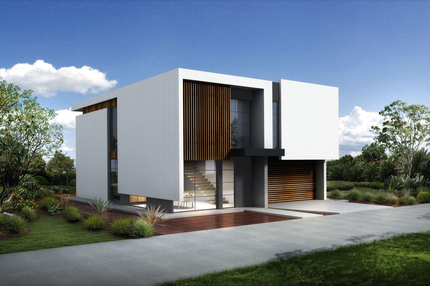 Chris Dimond Architect Concept Small Modern Home Best