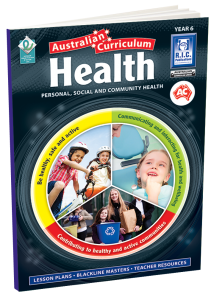 Year 6 Australian Curriculum Health Teacher resource
