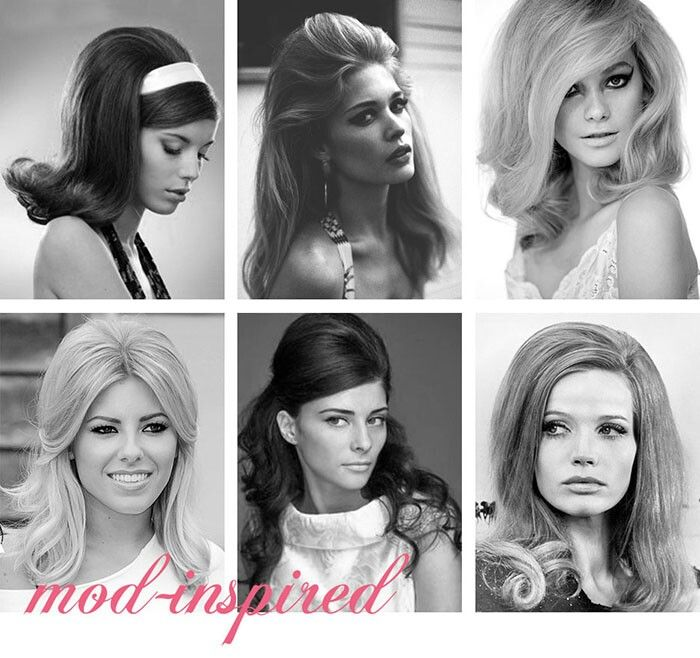 Stylish Wedding Hairstyles 70s Hair 70s Hair And Makeup Retro