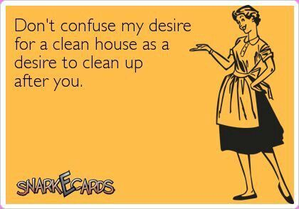 Cleaning After Yourself Quotes Clean Up After Yourself For Petes