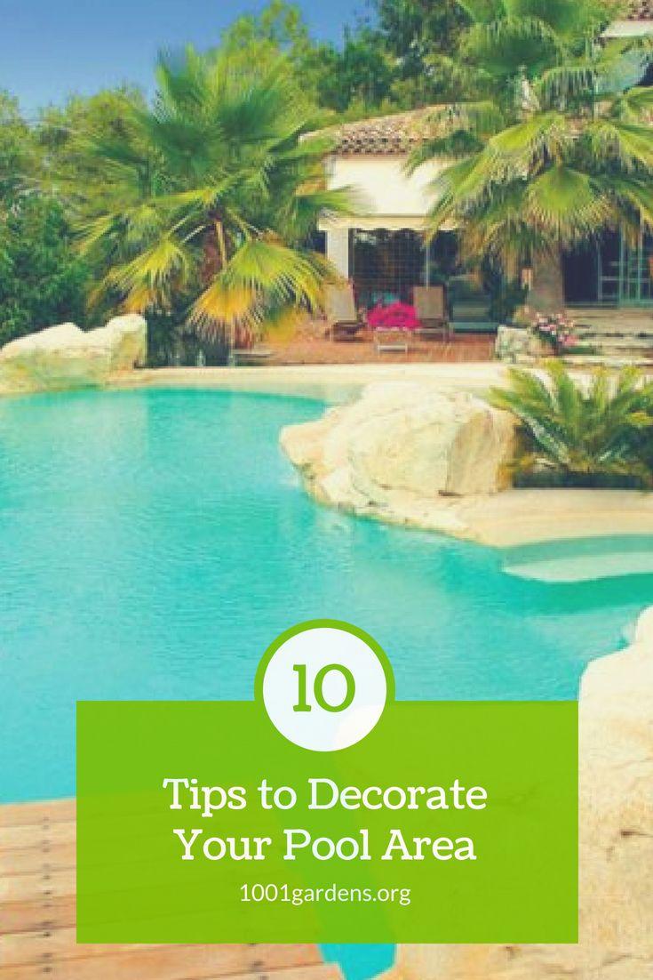 10 Pool Decoration Ideas Landscape Pavers Pool