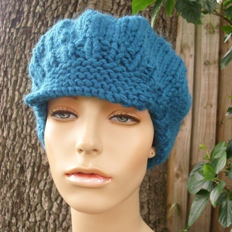 Super Chunky Knitting Patterns « Free | prjónuđ húfa | Pinterest ...