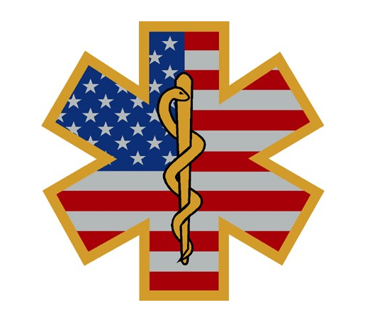 Decal Star Of Life Usa Flag With Gold Board Border Plane Drawing Decals Usa Flag