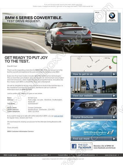 pin on email design  test drive