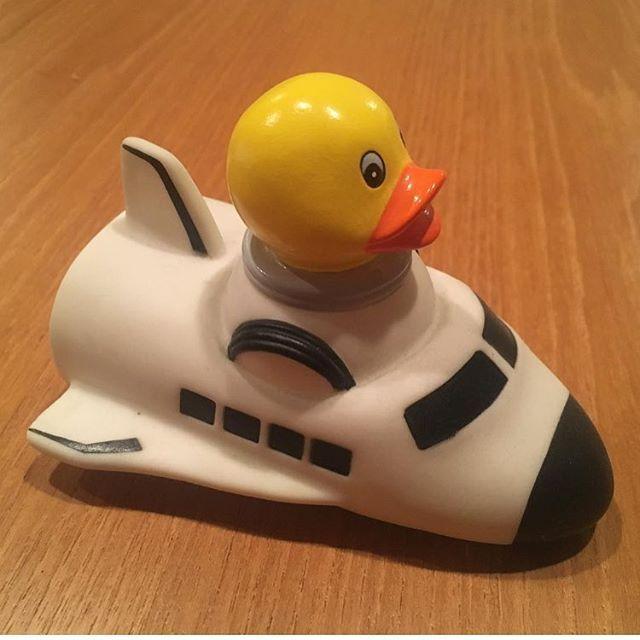Prêt à décoller ?!?! 🌎 🚀 🐥 #Repost @daileeduckie ・・・ Shuttle ...