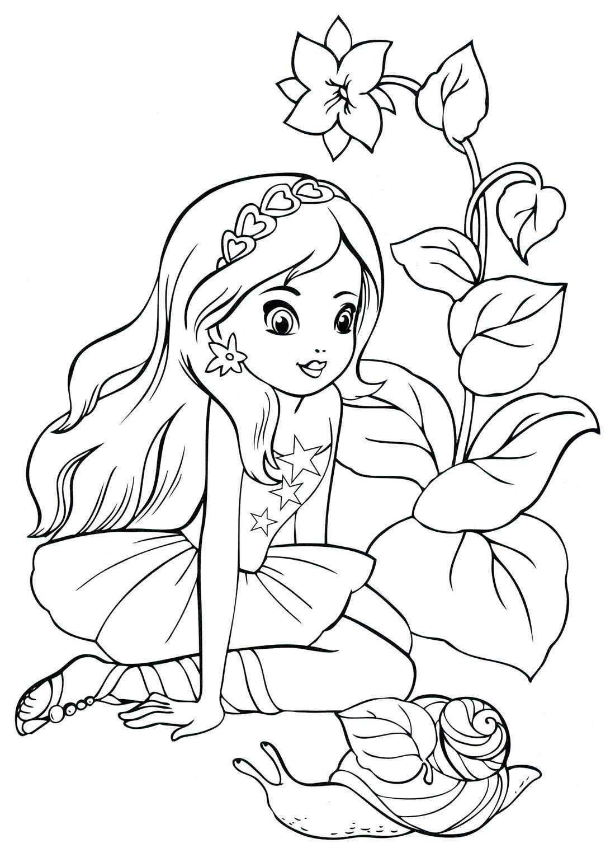 Рисовать картинки для девочек