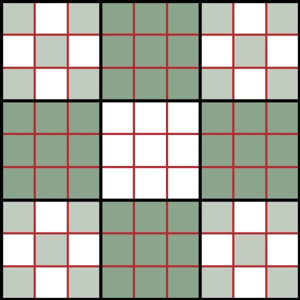 How to Draft a Quilt Block Graph paper