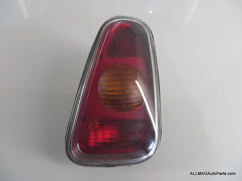 2002 2004 Mini Cooper Right Rear Tail Light Assembly 25 63216935784 R50 R53 Mini Cooper Tail Light Mini