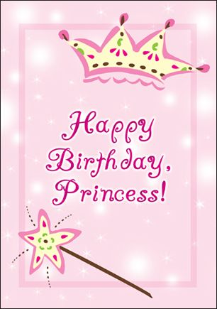 Happy Birthday Princess Tjn
