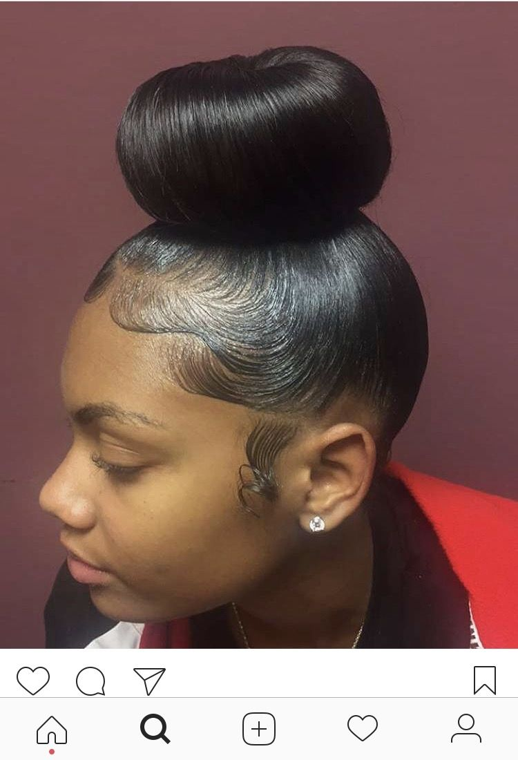 Pin By Trappin Baby On Hair Styles Edges Hair Hair Styles Baby Hairstyles