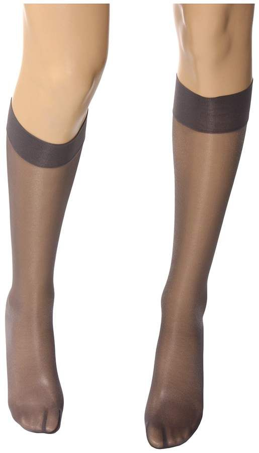 c5ecdd6e8393c Wolford Satin Touch 20 Knee-Highs   Ankle socks   High knees, Sock ...