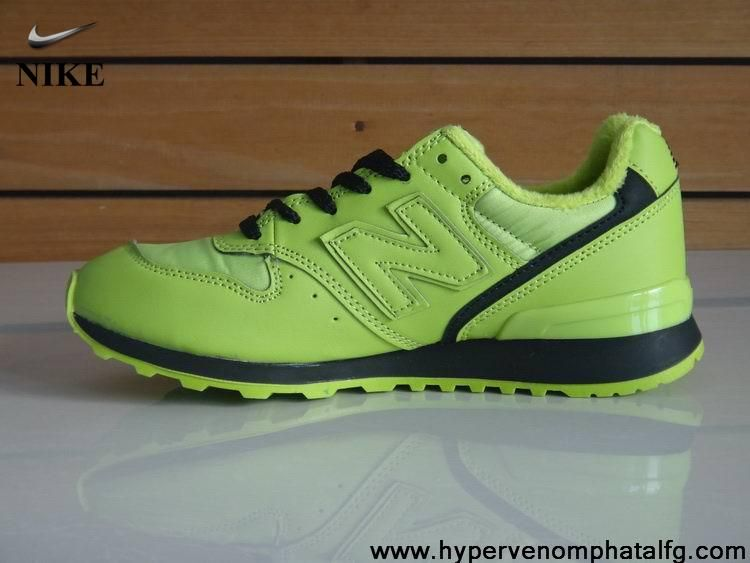 Buy New New Balance NB WR996 Ladys For Women Sneakers Width D Lime Black Shoes Shop