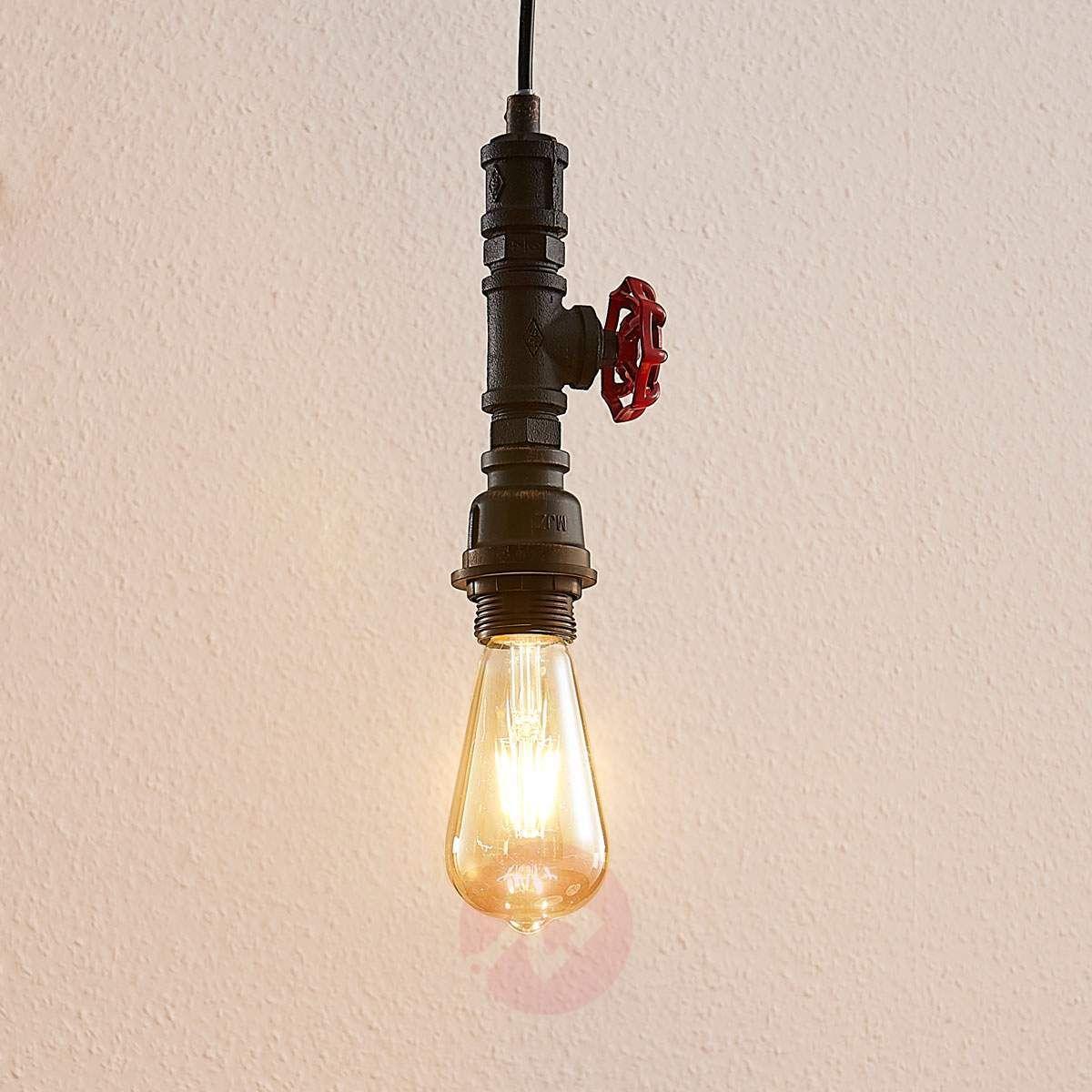 Vintage Lampa Wisząca Paio Stylistyka Kurka Lampy
