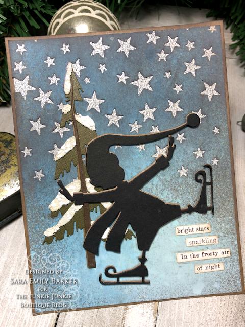Saturday Showcase -  Tim Holtz Chapter 3 Christmas