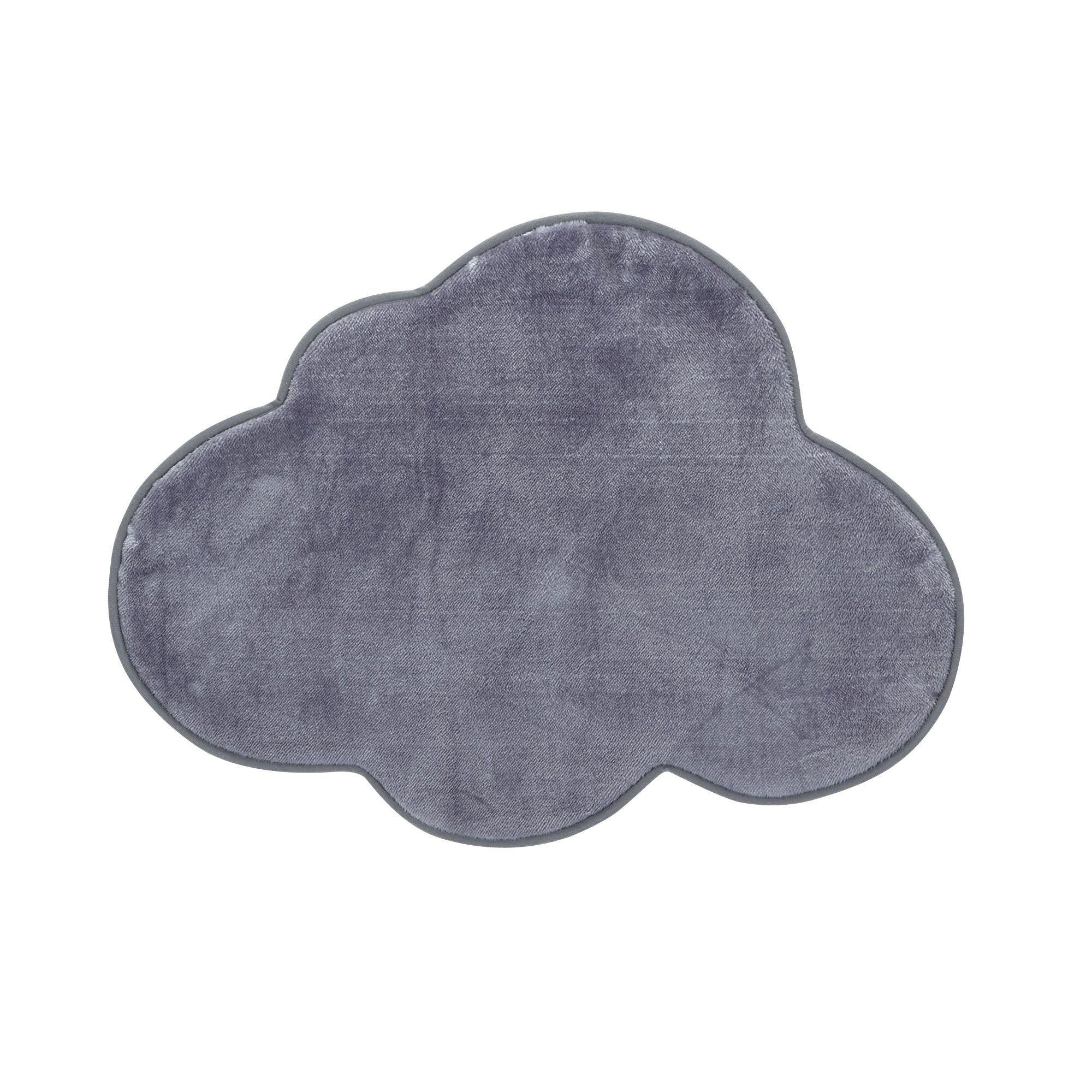 tapis pour chambre enfant gris fonc nuage sweet les. Black Bedroom Furniture Sets. Home Design Ideas