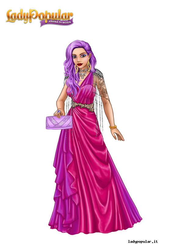 Lady Popular - Atena