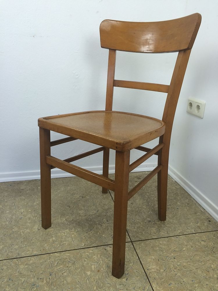 Designer Stühle Holz 50er 60er jahre stuhl frankfurter stuhl holz bauhaus mid century