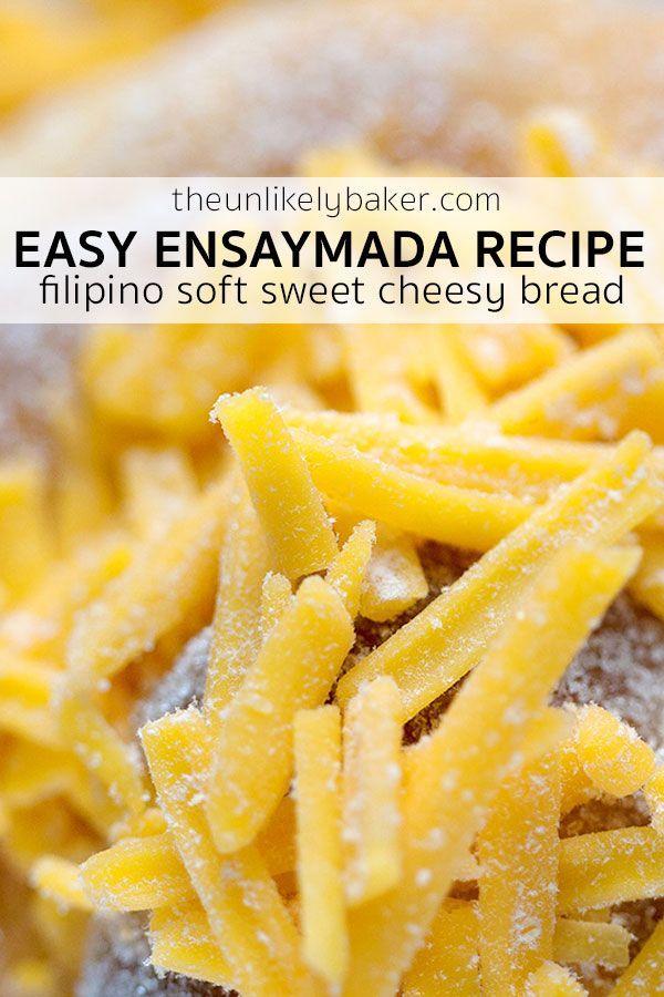 Ensaymada Recipe (with step-by-step photos)