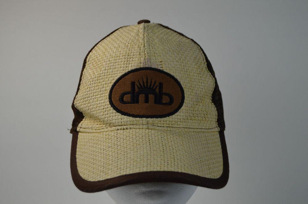 982ae55e DAVE MATTHEWS BAND VINTAGE TOUR HAT DMB SNAP BACK CAP MESH BAMBOO # davematthewsband #dmb