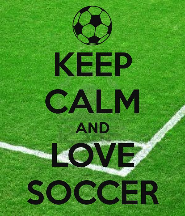 I Love Soccer Wallpaper - WallpaperSafari