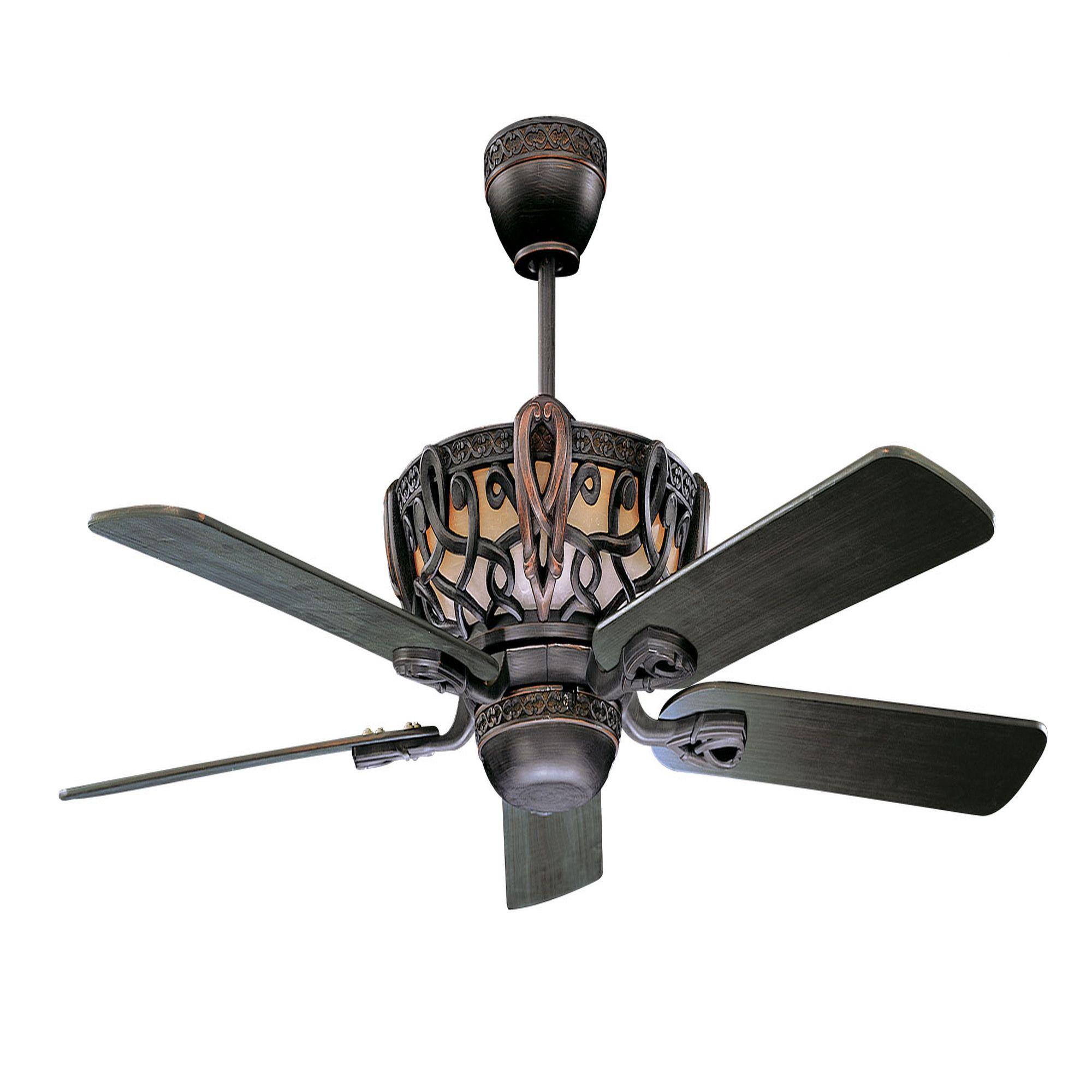 """Outdoor Concord Fans 52"""" Aracruz 5 Blade Ceiling Fan"""