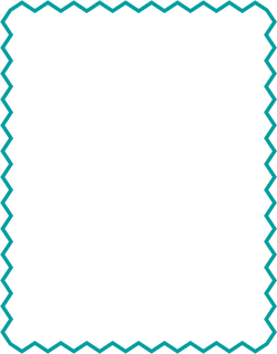 Free Zig Zag Page Borders Fabulous And Free Pinterest Videos