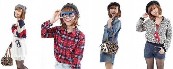 Fashion Glasses With A Built In Digital Camera