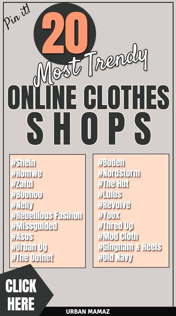 Websites Like Shein And Romwe