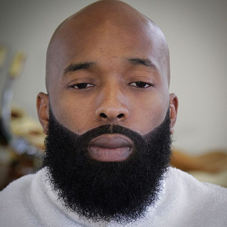 Garibaldi Line Up Beard Styles For Black Men Charismatic