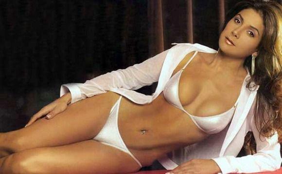 Patricia manterola breasts