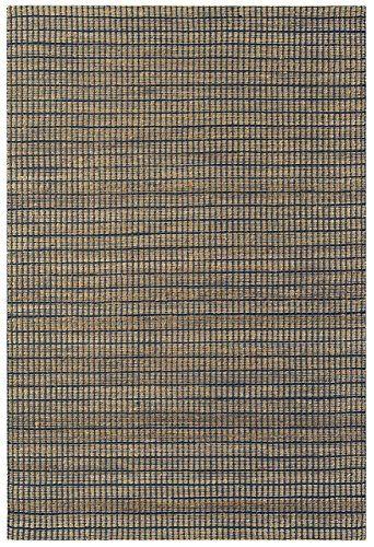 Teppich Wohnzimmer Carpet flachgewebt kurzflor Design RANGER UNI RUG - Teppich Wohnzimmer Braun