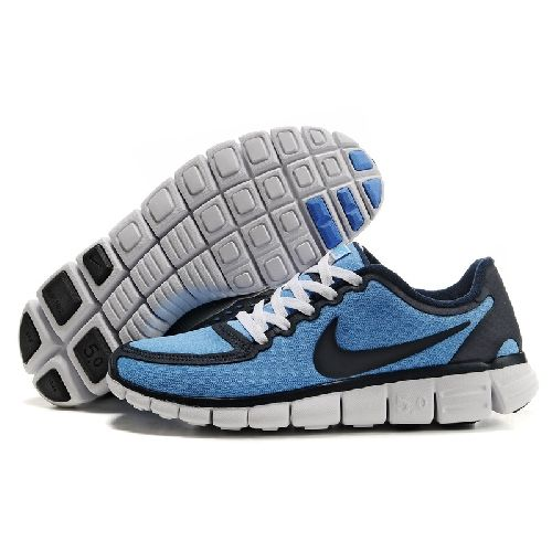 new arrival 789c9 82f2d Nike Free 5.0 v4 running shoe features an all no-sew upper design that s  engineered to conform to the foot even better. Super breathable, very  lightweight ...