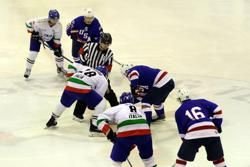U.S. Tops Italy, 5-2, in MWC Pre-Tournament Game