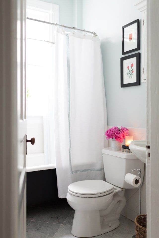 these bathroom remodels all cost under 3 000 apartment therapy rh pinterest com